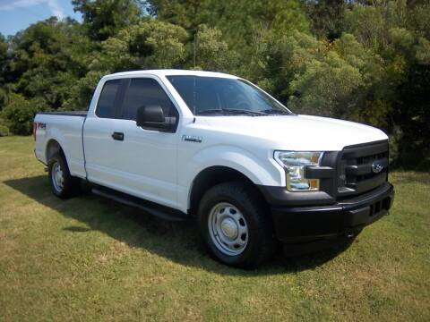 2017 Ford F150 FX4 4x4 Extended Cab