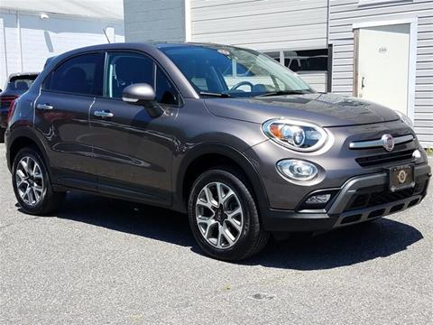 2016 FIAT 500X for sale in Lakewood, NJ