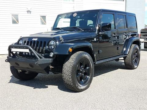 2015 Jeep Wrangler Unlimited for sale in Lakewood, NJ