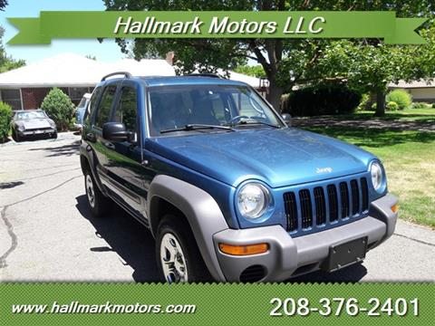 2004 Jeep Liberty for sale in Boise, ID