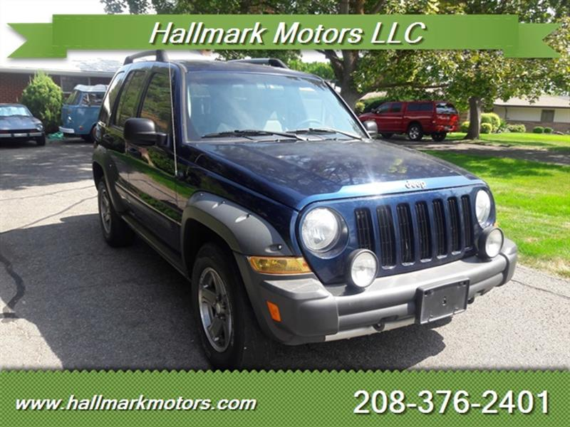 2005 Jeep Liberty Renegade 4WD 4dr SUV   Boise ID