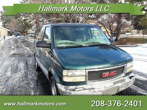 1997 GMC Safari for sale in Boise, ID