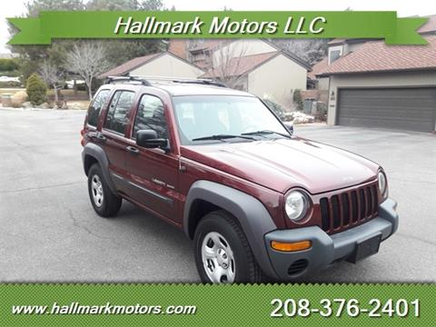 2003 Jeep Liberty for sale in Boise, ID