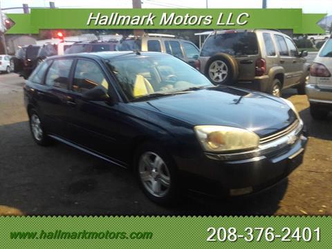 2004 Chevrolet Malibu Maxx for sale in Boise, ID