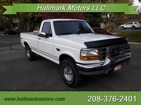 1994 Ford F-150 for sale in Boise, ID