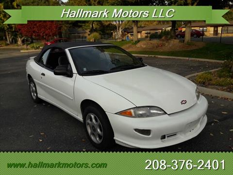 1999 Chevrolet Cavalier for sale in Boise, ID