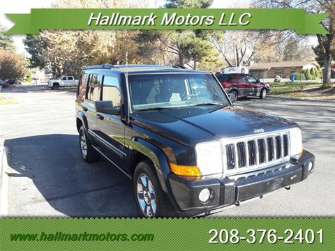 2007 Jeep Commander for sale in Boise, ID