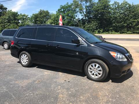2010 Honda Odyssey for sale at A & H Auto Sales in Greenville SC