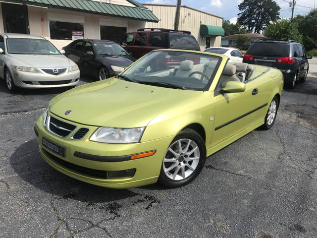 2004 Saab 9-3 for sale at A & H Auto Sales in Greenville SC