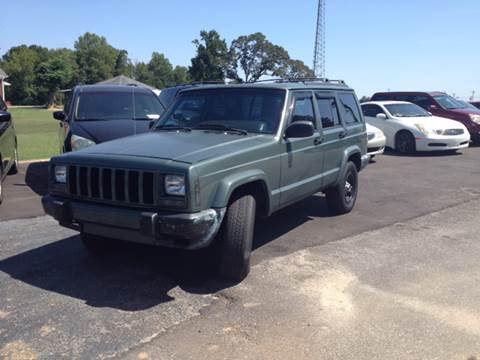 2000 Jeep Cherokee for sale in Greenville, SC