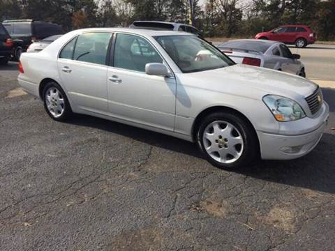 2003 Lexus LS 430 for sale in Greenville, SC