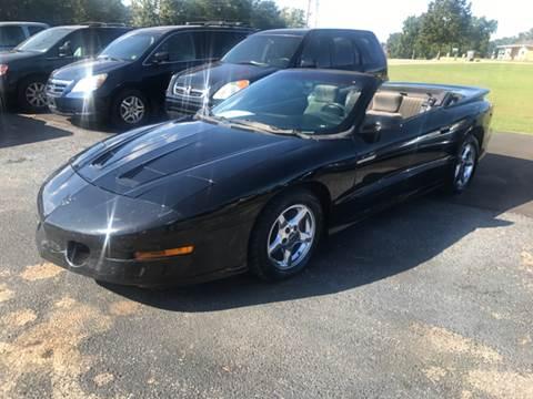 1996 Pontiac Firebird for sale in Greenville, SC