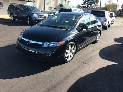 2006 Honda Civic for sale at A & H Auto Sales in Greenville SC