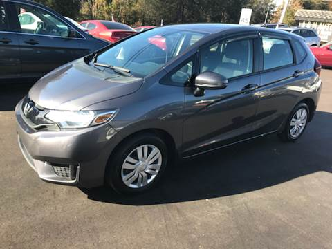 2015 Honda Fit for sale at A & H Auto Sales in Greenville SC
