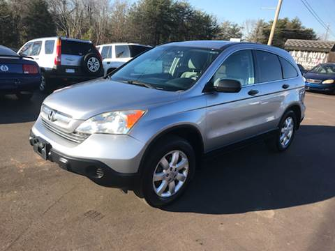 2008 Honda CR-V for sale at A & H Auto Sales in Greenville SC