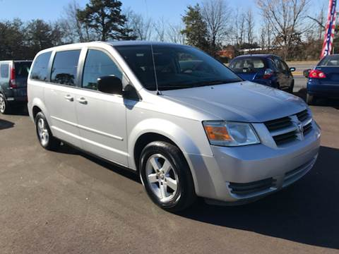 2009 Dodge Grand Caravan for sale at A & H Auto Sales in Greenville SC