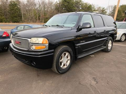 2003 GMC Yukon XL for sale at A & H Auto Sales in Greenville SC
