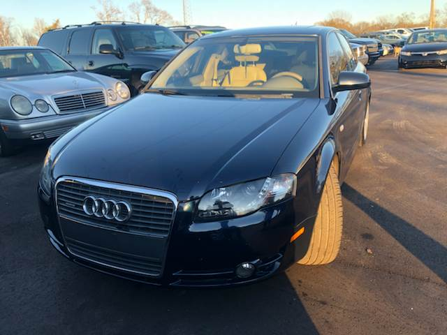 2005 Audi A4 for sale at A & H Auto Sales in Greenville SC