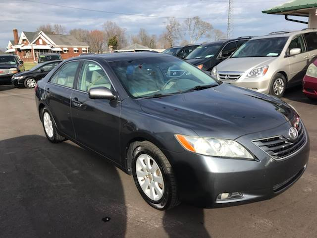 2009 Toyota Camry for sale at A & H Auto Sales in Greenville SC