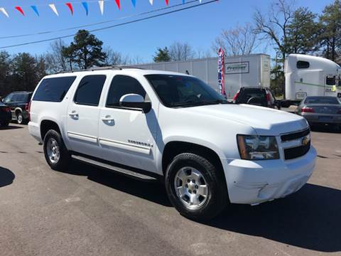2009 Chevrolet Suburban for sale at A & H Auto Sales in Greenville SC