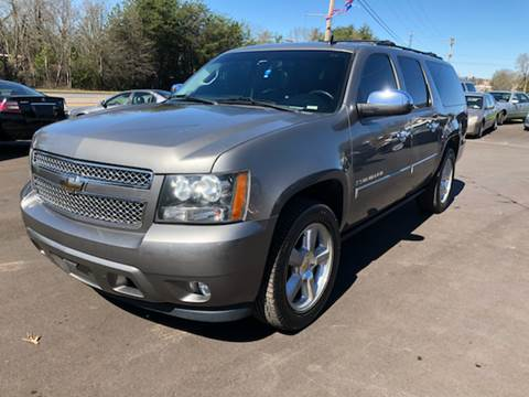 2008 Chevrolet Suburban for sale at A & H Auto Sales in Greenville SC