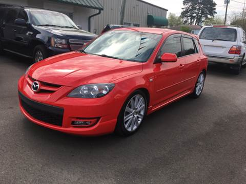 2007 Mazda MAZDASPEED3 for sale at A & H Auto Sales in Greenville SC