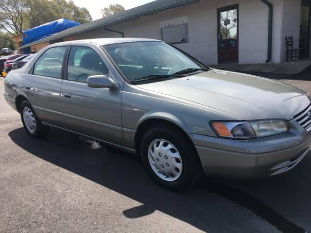 1999 Toyota Camry for sale at A & H Auto Sales in Greenville SC