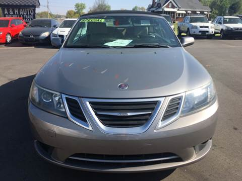 2008 Saab 9-3 for sale at A & H Auto Sales in Greenville SC