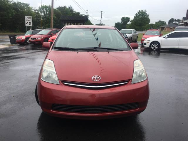 2006 Toyota Prius for sale at A & H Auto Sales in Greenville SC