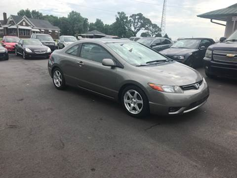 2008 Honda Civic for sale at A & H Auto Sales in Greenville SC