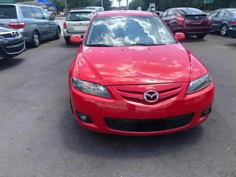 2006 Mazda MAZDA6 for sale at A & H Auto Sales in Greenville SC