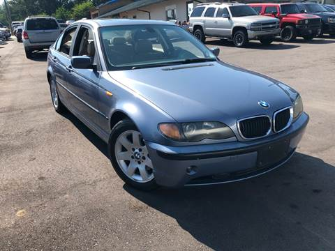 2004 BMW 3 Series for sale at A & H Auto Sales in Greenville SC