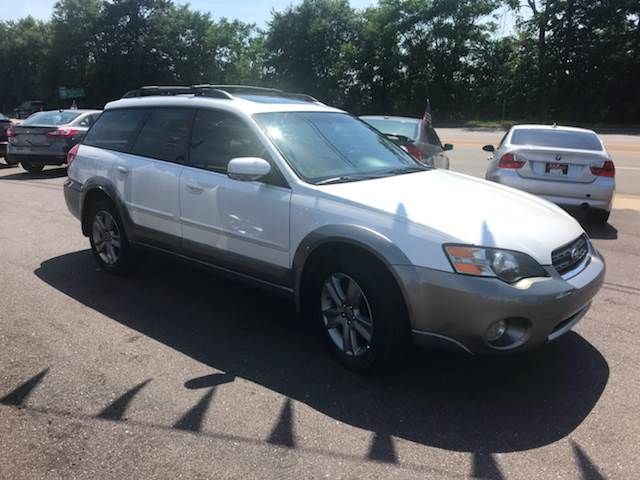 2005 Subaru Outback for sale at A & H Auto Sales in Greenville SC