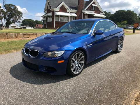Bmw for sale greenville sc