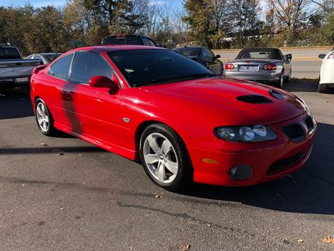 2006 Pontiac GTO for sale in Greenville, SC