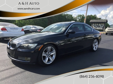 A H Auto Used Cars Greenville Sc Dealer