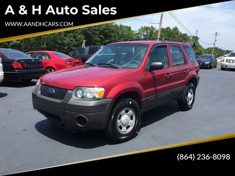 Used Cars Greenville Sc >> A H Auto Sales Used Cars Greenville Sc Dealer