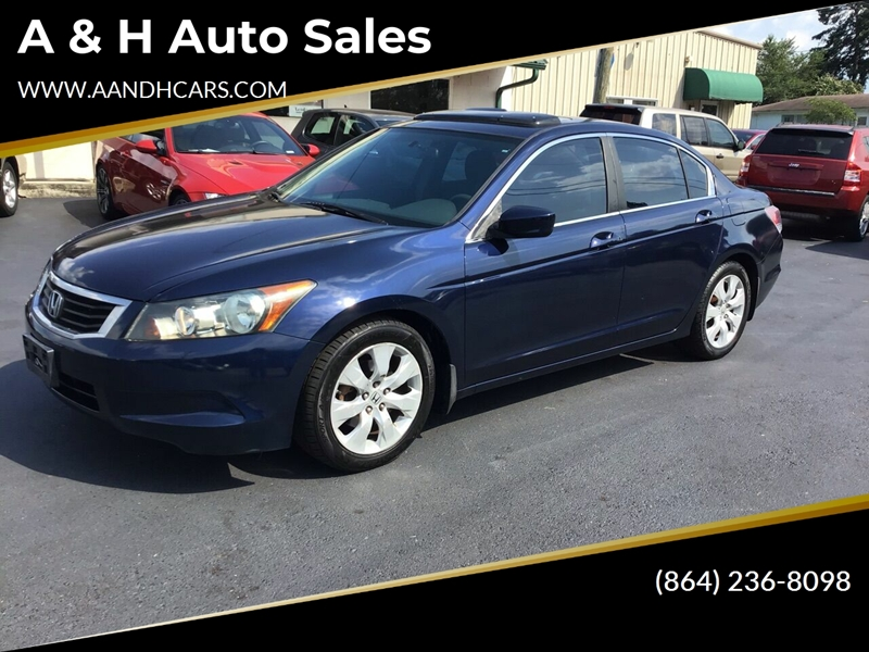 honda accord  dr sedan   greenville sc   auto sales