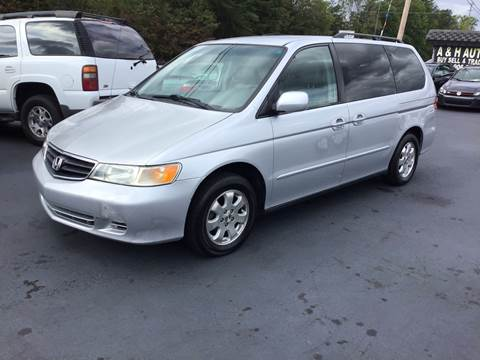 2003 Honda Odyssey for sale in Greenville, SC
