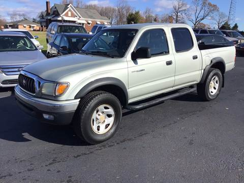 2003 Toyota Tacoma for sale in Greenville, SC
