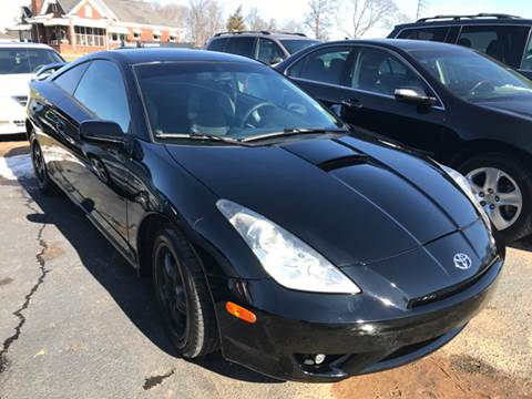 2005 Toyota Celica for sale at A & H Auto Sales in Greenville SC