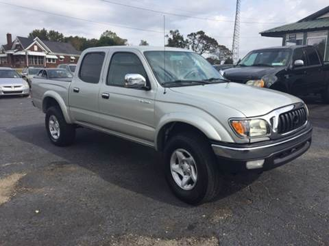2004 Toyota Tacoma for sale at A & H Auto Sales in Greenville SC