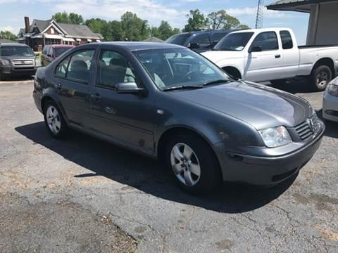 2003 Volkswagen Jetta for sale at A & H Auto Sales in Greenville SC