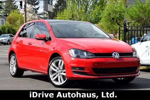 2015 Volkswagen Golf for sale in Portland, OR