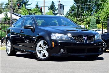 2008 Pontiac G8 for sale in Portland, OR