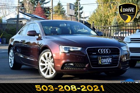 Audi A For Sale In Oregon Carsforsalecom - Audi a5 for sale