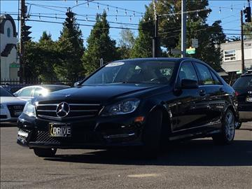 2014 Mercedes-Benz C-Class for sale in Portland, OR
