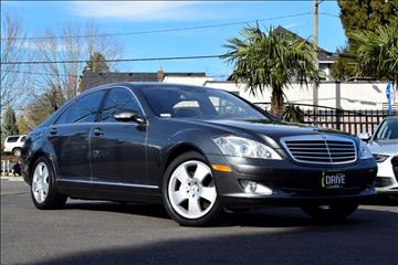 2007 Mercedes-Benz S-Class for sale in Portland, OR
