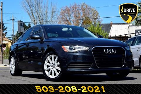 2013 Audi A6 for sale in Portland, OR