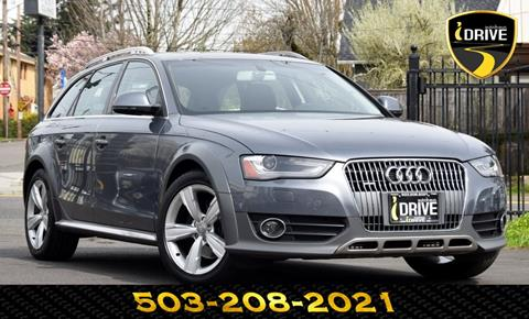 2014 Audi Allroad for sale in Portland, OR